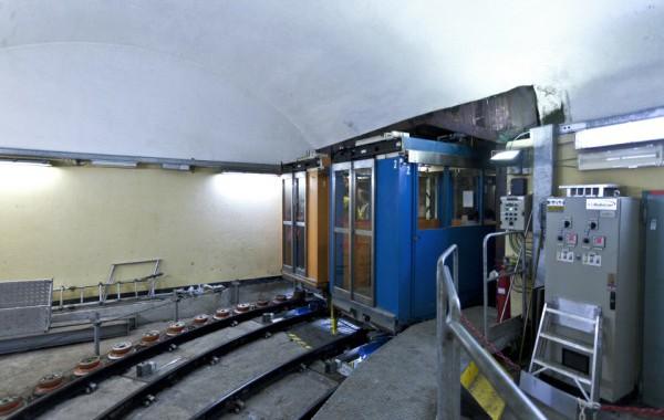 Foto di oggi -ascensore Montegalleto